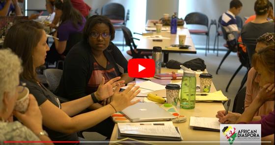 african diaspora video image