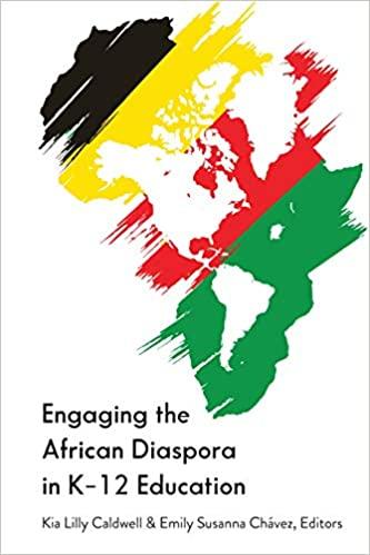 book cover Engaging the African Diaspora
