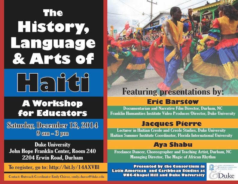 2014 Haiti Workshop