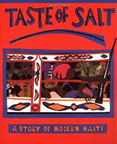 Taste of Salt book