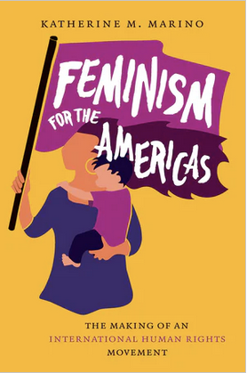 book cover, Feminism for the Americas