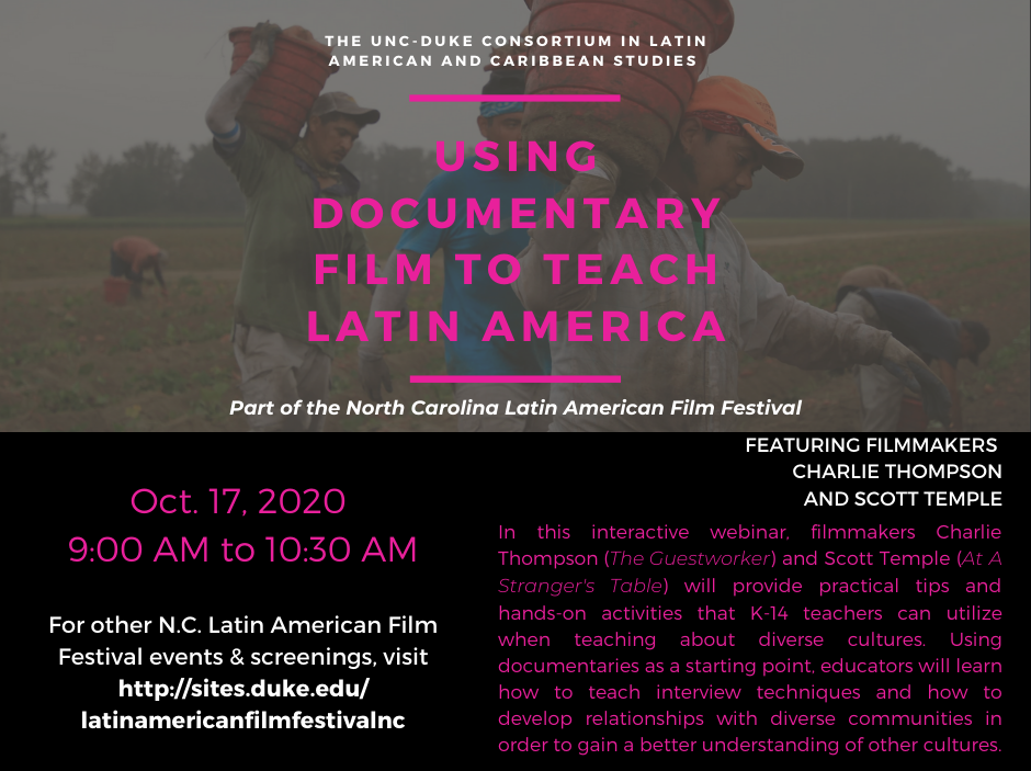 Using Documentary Film to Teach Latin America