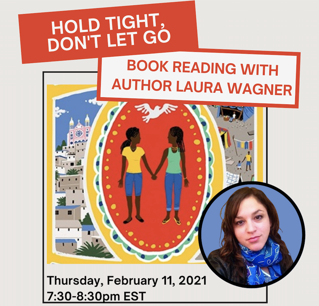 Book Reading with Laura Wagner