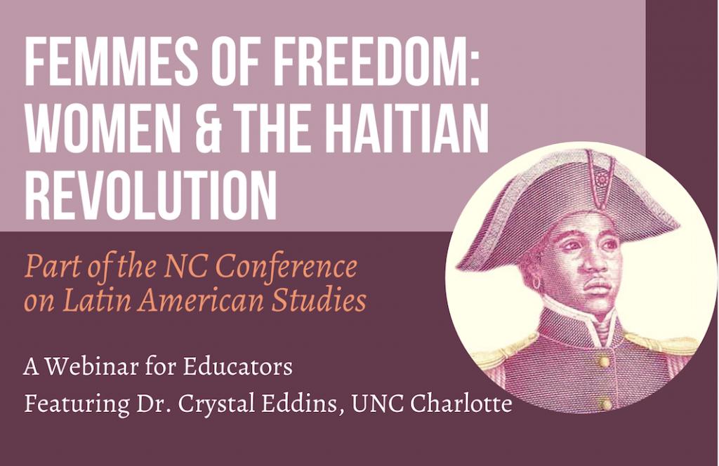 Teacher Workshop: Femmes of Freedom